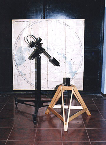 Монтировка для телескопа своими руками фото 209
